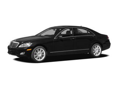 2009 Mercedes-Benz S-Class Sedan