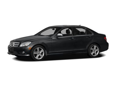 2009 Mercedes-Benz C-Class Sedan