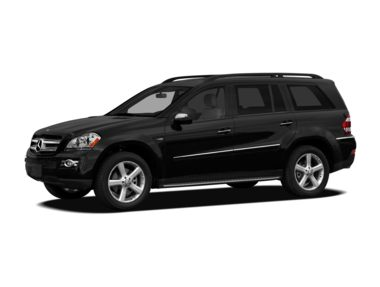 2009 mercedes benz gl class base a7 suv ratings prices for Mercedes benz suv 2009 price