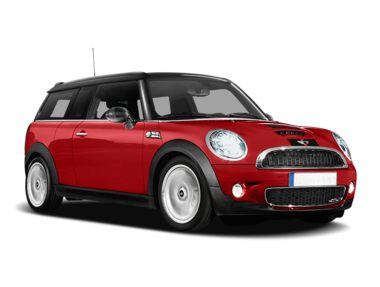 2009 MINI John Cooper Works Clubman Wagon