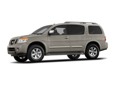 2009 Nissan Armada SUV
