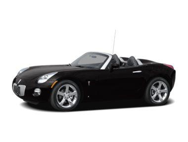 2009 Pontiac Solstice Convertible