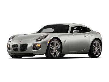 2009 Pontiac Solstice Coupe
