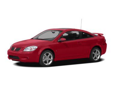 2009 Pontiac G5 Coupe
