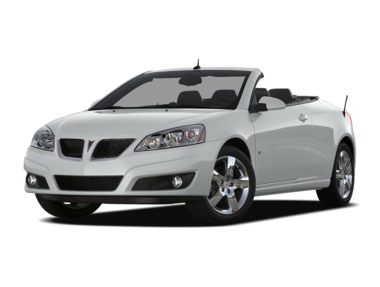 2009 Pontiac G6 Gt Convertible Ratings Prices Trims
