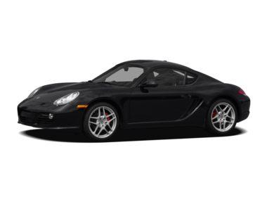 2009 Porsche Cayman Coupe