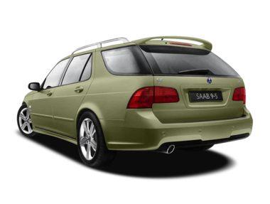 2009 Saab 9-5 Wagon