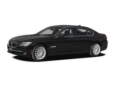 2010 BMW 740i Sedan