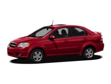 2010 Chevrolet Aveo Sedan
