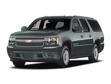 2010 Chevrolet Suburban 2500 SUV