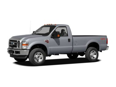 2010 Ford F-250 Truck