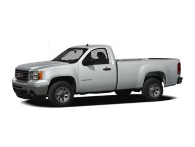 2010 GMC Sierra 1500 Truck