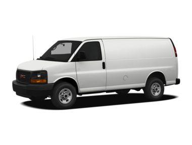2010 GMC Savana 3500 Van