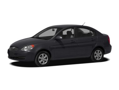 2010 Hyundai Accent Sedan