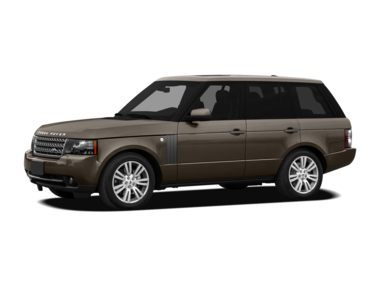 2010 Land Rover Range Rover SUV
