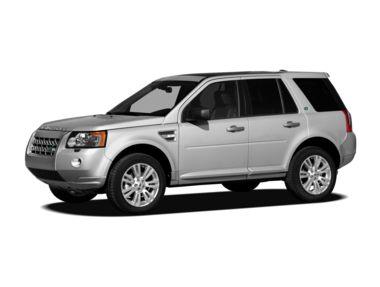2010 Land Rover LR2 SUV
