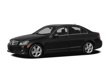 2010 Mercedes-Benz C-Class Sedan