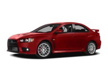 2010 Mitsubishi Lancer Evolution Sedan