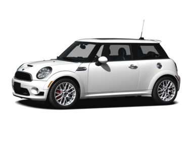 2010 MINI John Cooper Works Hatchback