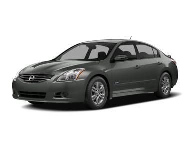 2010 Nissan Altima Hybrid Sedan