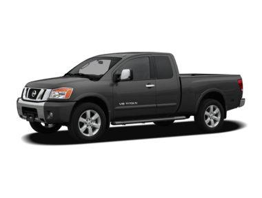 2010 Nissan Titan Truck