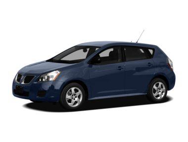 2010 Pontiac Vibe Hatchback