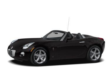 2010 Pontiac Solstice Convertible