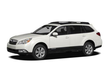 2010 Subaru Outback Wagon