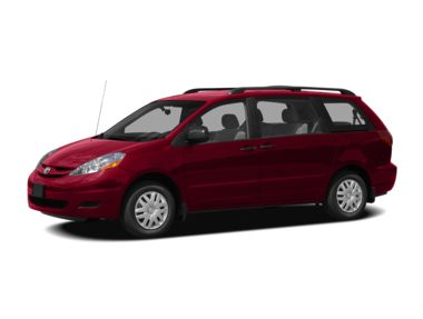 2010 toyota sienna ce a5 van ratings prices trims summary j d power. Black Bedroom Furniture Sets. Home Design Ideas