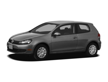 2010 Volkswagen Golf Hatchback