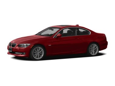 2011 BMW 335i xDrive Coupe