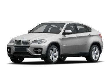 2011 BMW ActiveHybrid X6 SUV