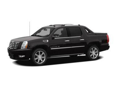 2011 CADILLAC ESCALADE EXT SUV
