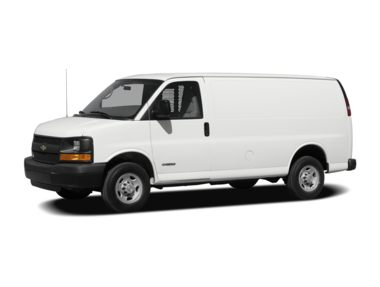 2011 Chevrolet Express 3500 Van
