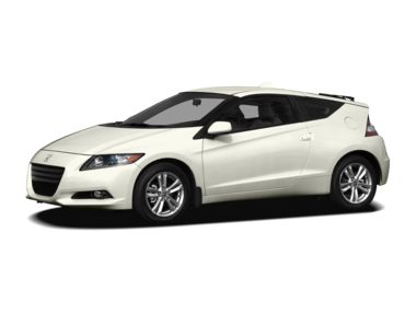2011 Honda CR-Z Coupe