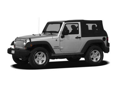 2011 Jeep Wrangler SUV