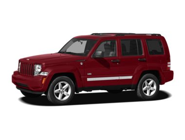 2011 Jeep Liberty SUV