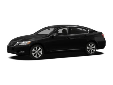 2011 Lexus GS 350 Sedan