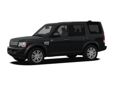 2011 Land Rover LR4 SUV