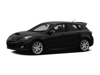 2011 Mazda Mazdaspeed3 Hatchback