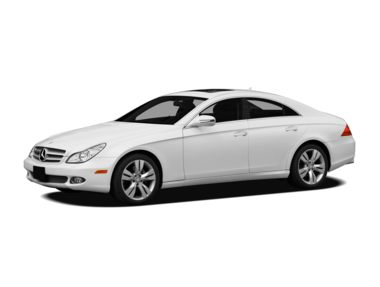2011 Mercedes-Benz CLS-Class Sedan