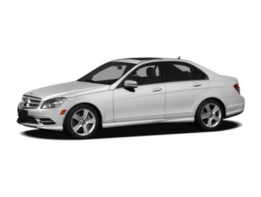 2011 Mercedes-Benz C-Class Sedan