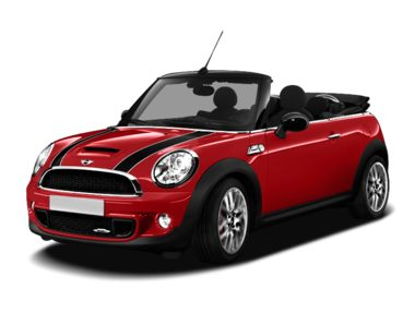 2011 MINI John Cooper Works Convertible