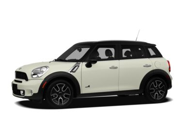 2011 MINI Cooper S Countryman SUV