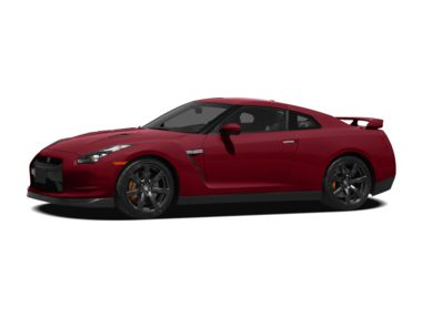 2011 Nissan GT-R Coupe