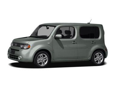 2011 Nissan Cube Wagon