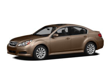 2011 Subaru Legacy Sedan