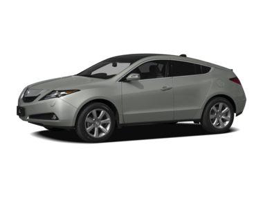 2012 Acura ZDX SUV