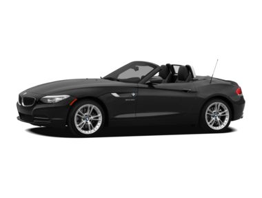 2012 BMW Z4 sDrive35is Roadster