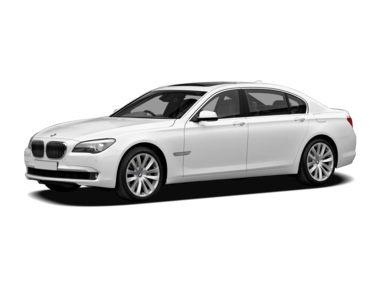 2012 BMW 760Li Sedan